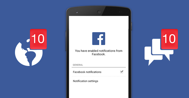 How to Disable Birthday, Live Video, and Other Annoying Notifications on Facebook