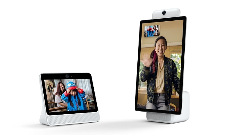 Facebook Portal Unveiled, a Video-Chat Camera for People Who Still Trust Facebook