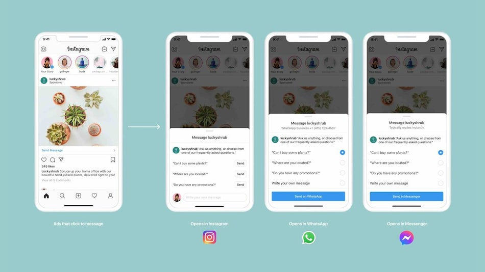 Facebook Rolls Out New Messaging, Business Tools for Brands With Aim to Become Online Shopping Destination