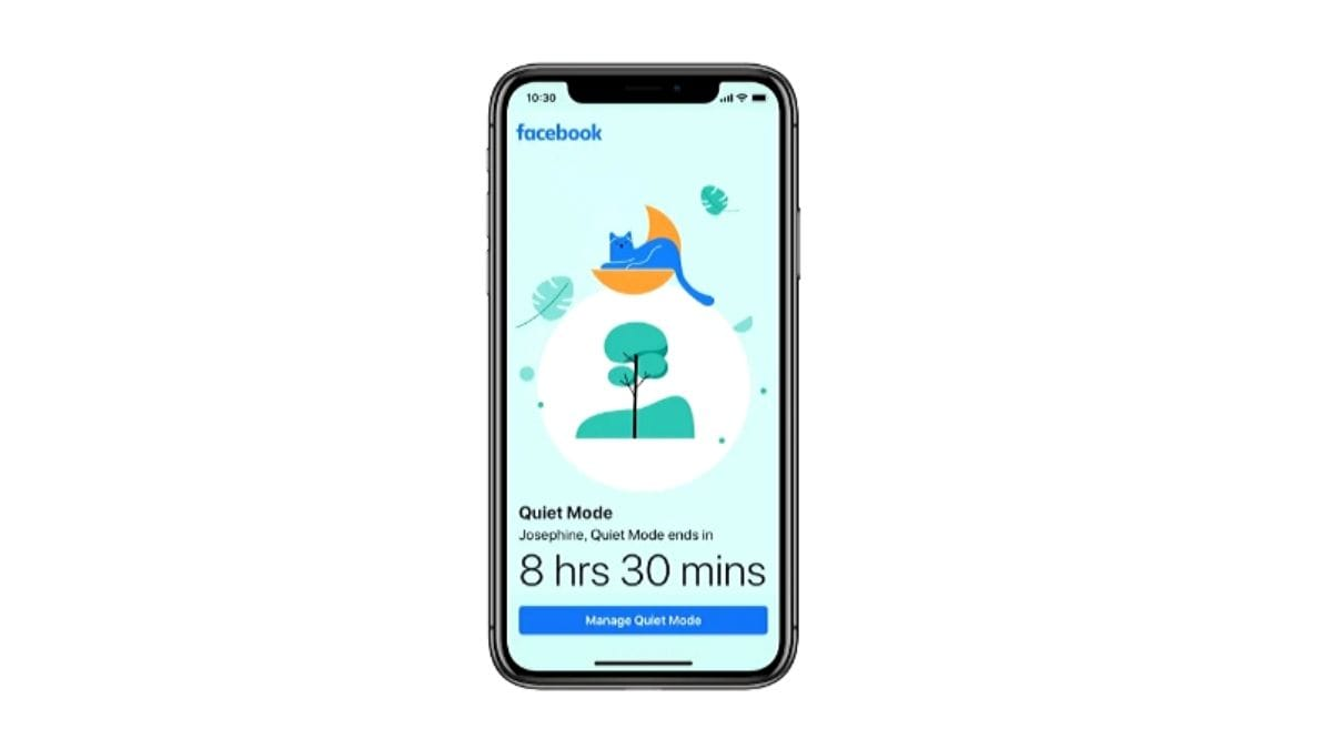 Facebook announced Quiet Mode feature to limit your screen time