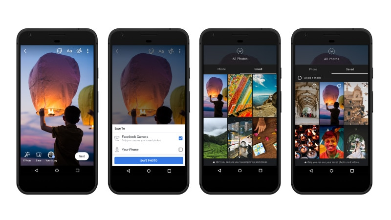facebook save photos videos feature Facebook Save Photos and Videos