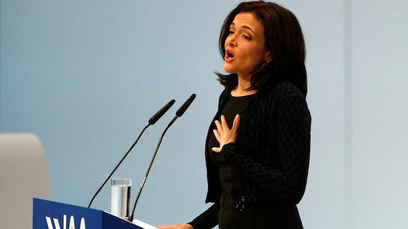 Facebook Says COO Sheryl Sandberg Asked for Info on Soros