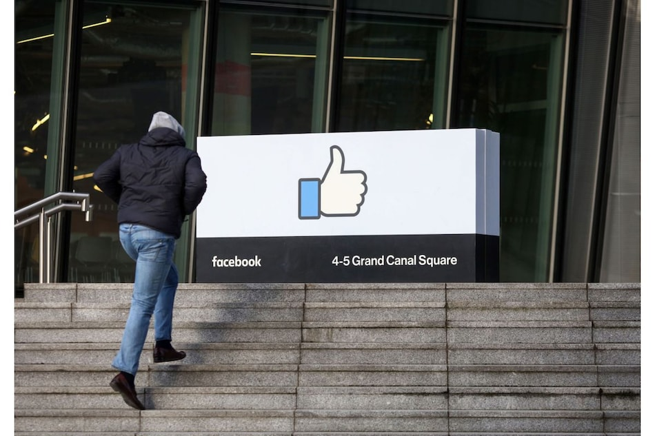 Facebook Shutting Irish Units at Centre of Tax Dispute: Report
