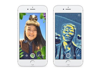 Facebook Stories and Camera Effects Launched, Moving Closer to Snapchat