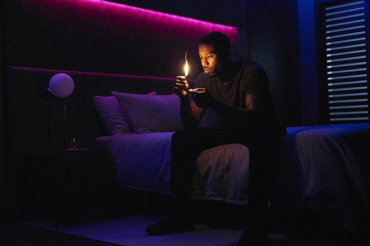 Fahrenheit 451 Teaser Trailer: Michael B. Jordan Burns Everything