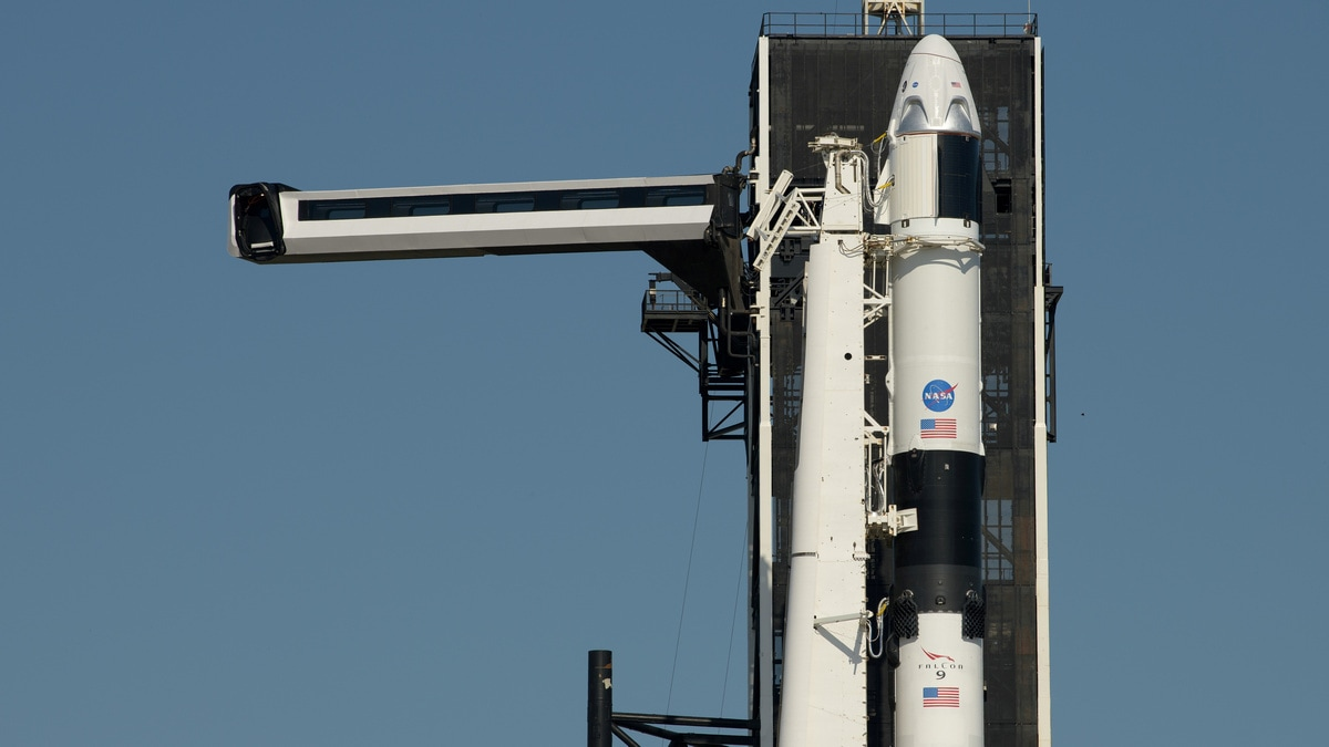 SpaceX Launch: How to Watch Crew Dragon Demo-2 Launch Live ...