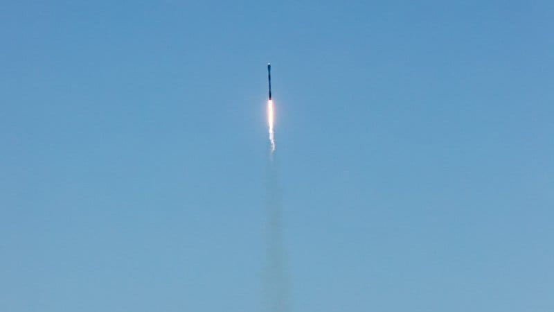 SpaceX Falcon 9 Rocket Successfully Launches Commercial and Science Satellites