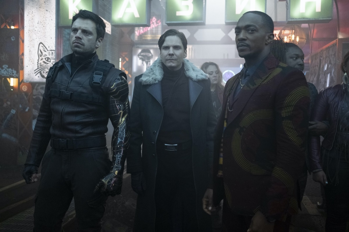 Loved the Zemo Dance From Falcon & Winter Soldier? Here's 60 Minutes of It