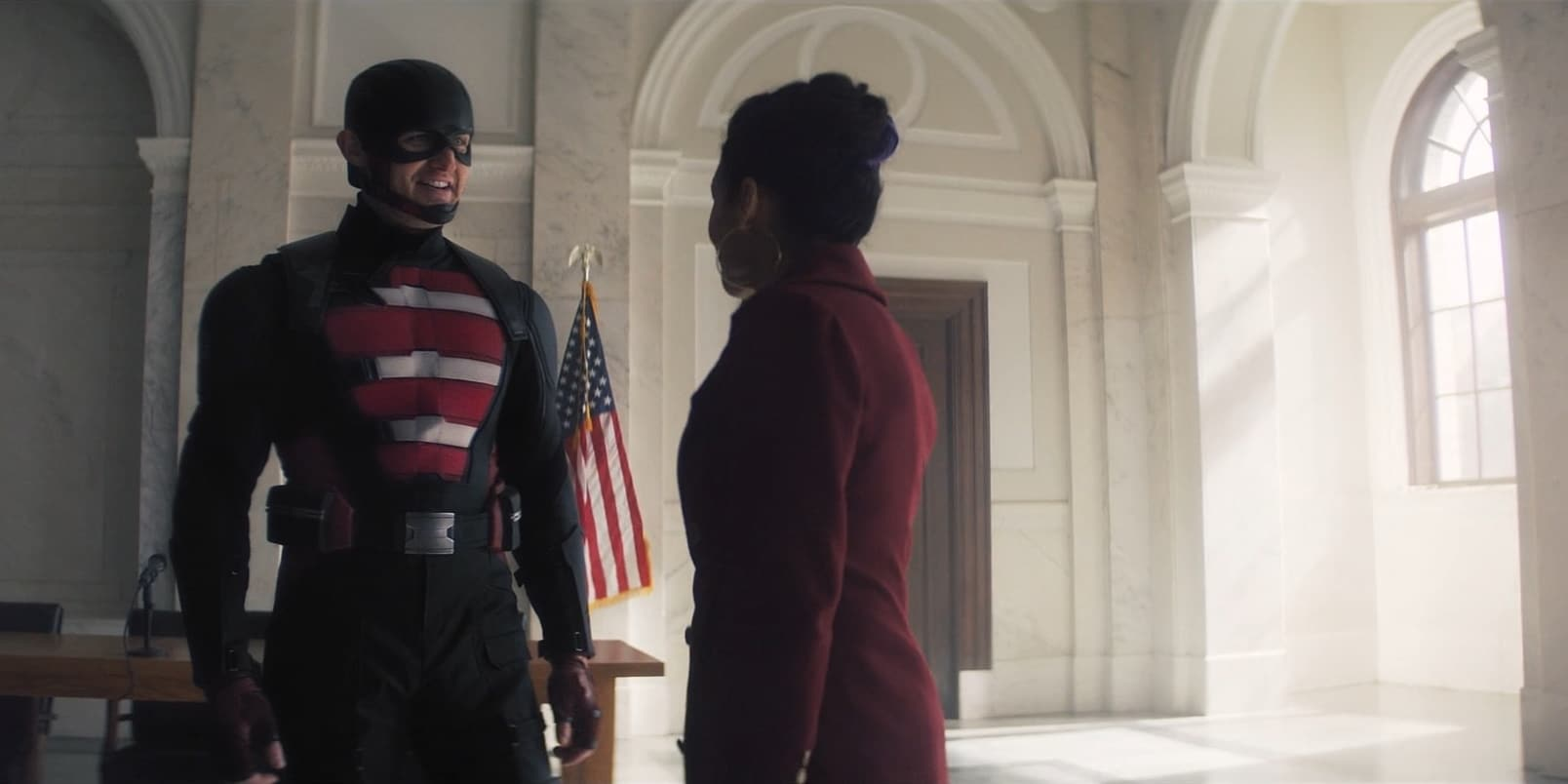 The Falcon and the Winter Soldier Episode 6 Post-Credits Scene, Explained |  NDTV Gadgets 360