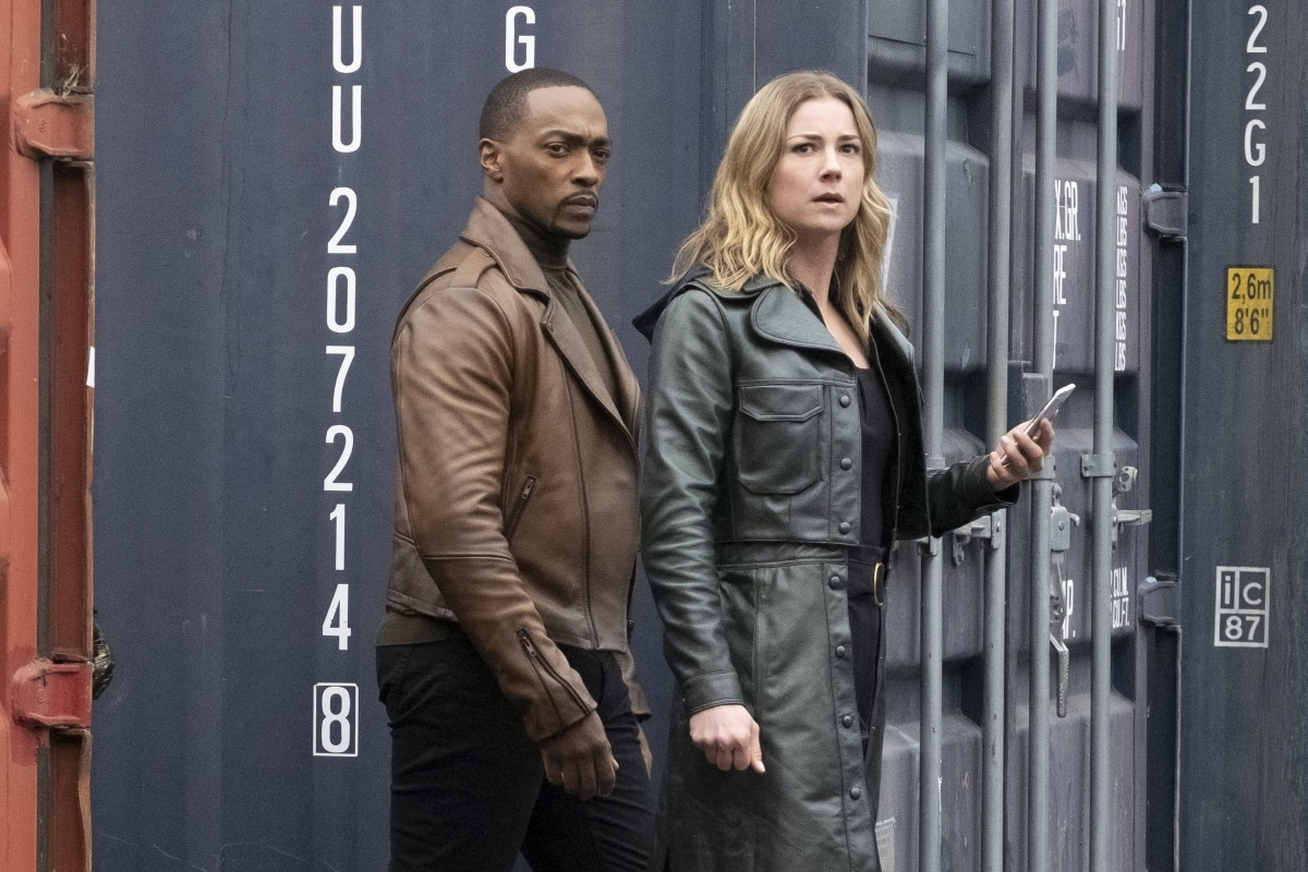 The Falcon and the Winter Soldier's Emily VanCamp Tells Us What's Up With the New Angry Sharon Carter | NDTV Gadgets 360