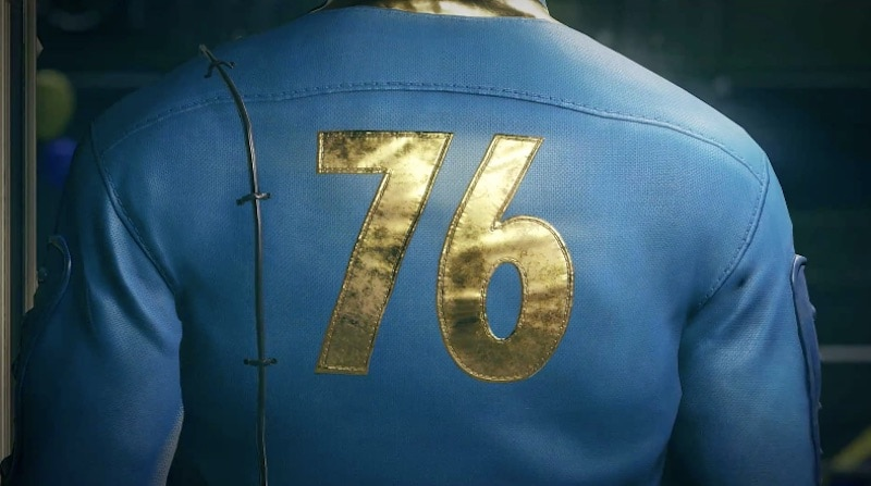 Fallout 76 Trailer Shows Off Vault 76, May Be an Online Game