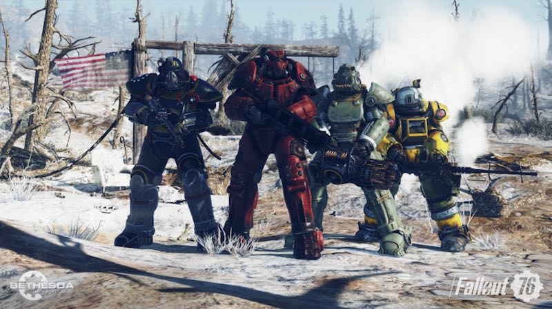 Fallout 76 for PC Will Not Be on Steam: Bethesda