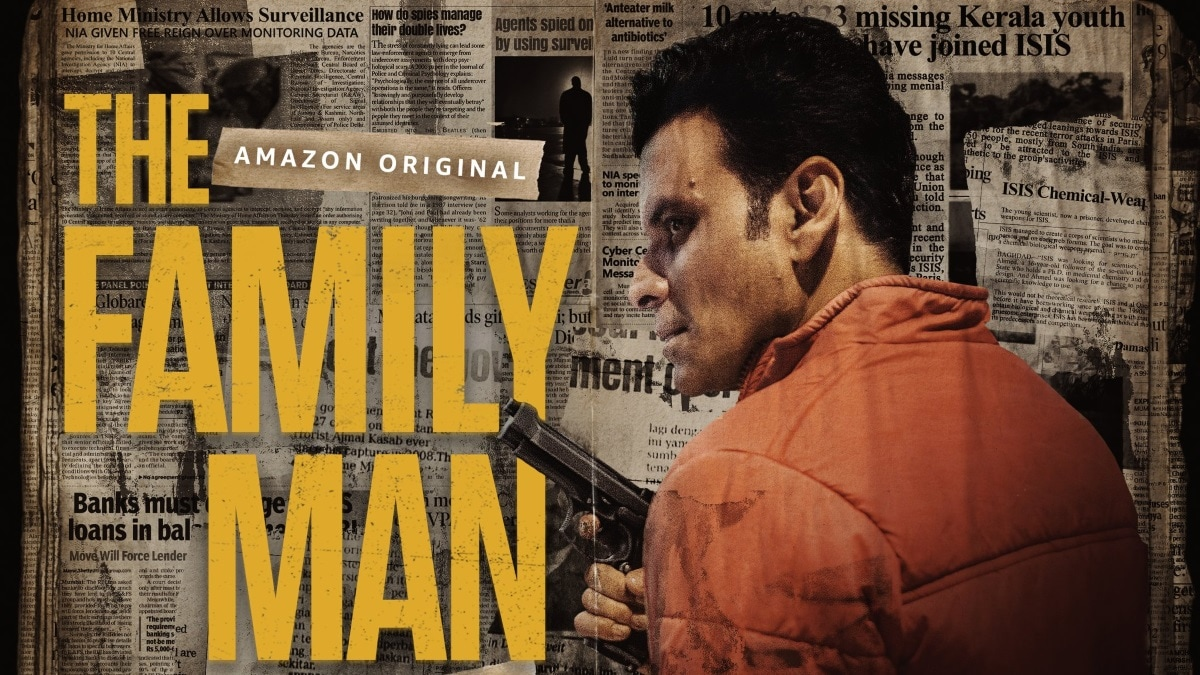 The Family Man: Amazon Prime Video Unveils Manoj Bajpayee Poster, Trailer to Release Thursday