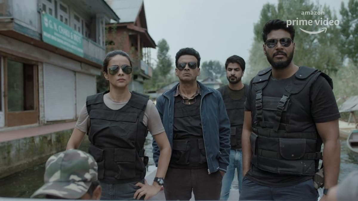 The Family Man Teaser Trailer Offers a Peek at Amazon's Next Indian Series