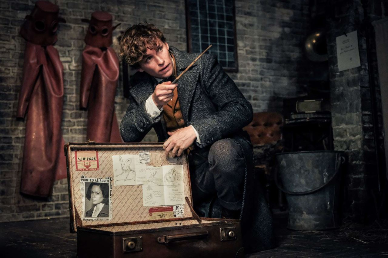 'Fantastic Beasts 2' Accused Of Being 'Racially Insensitive' Over Nagini Casting