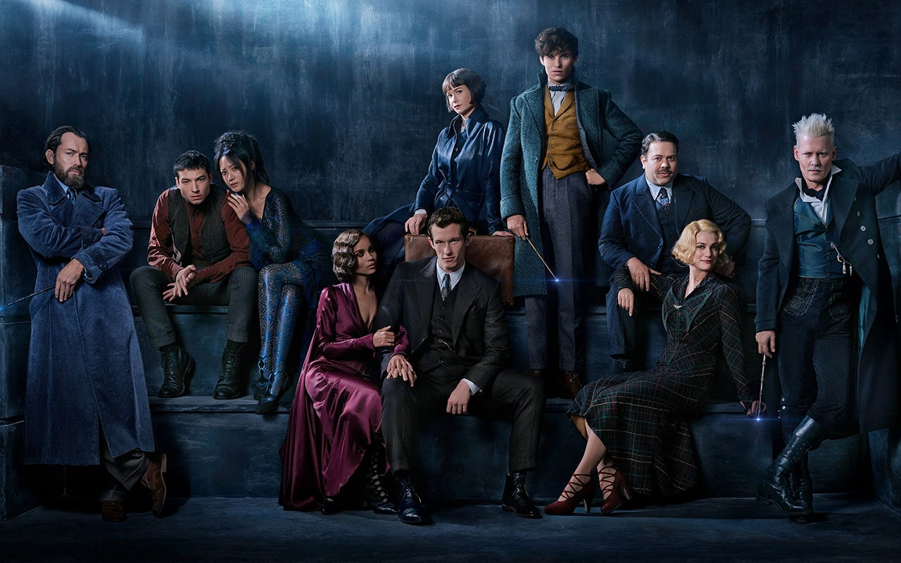 fantastic beasts the crimes of grindelwald Fantastic Beasts 2 Crimes of Grindelwald