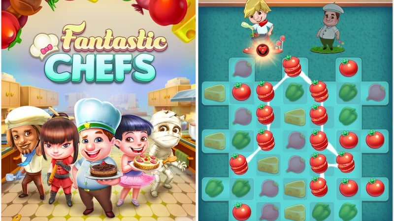 Is Indian Game Fantastic Chefs a Worthy Candy Crush Replacement?
