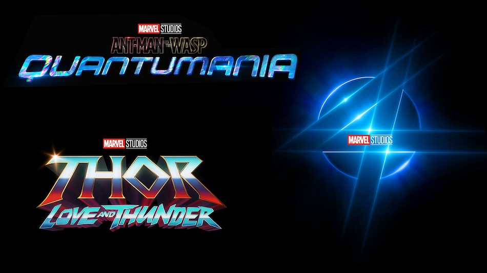 Fantastic Four, Ant-Man and the Wasp: Quantumania Marvel Cinematic Universe Movies Announced