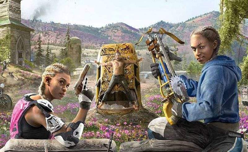far cry 6 gameplay pics