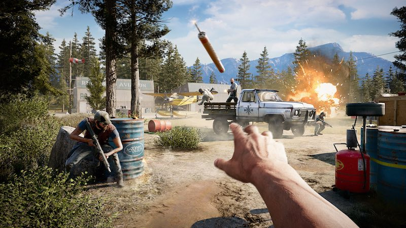 Far Cry 5 S Montana Could Be Ubisoft S Most Varied Setting Yet Ndtv Gadgets 360