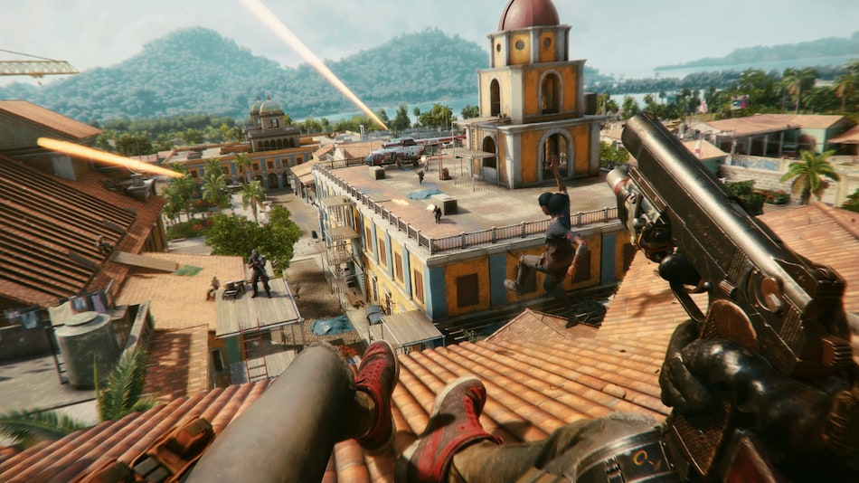 Far Cry 6 Will Let You Holster Your Gun and Explore Yara