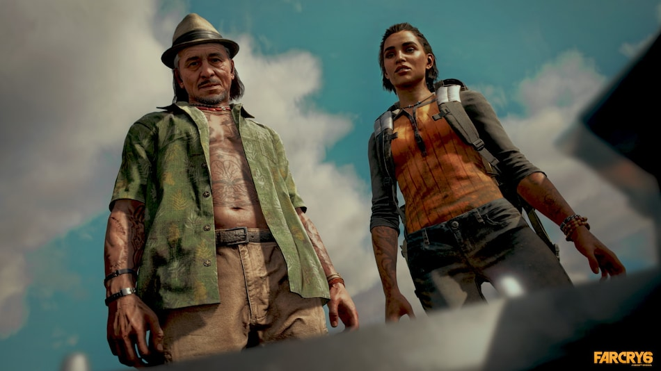 Why Far Cry 6 Player Character Dani Rojas Has a Face, a First for Far Cry