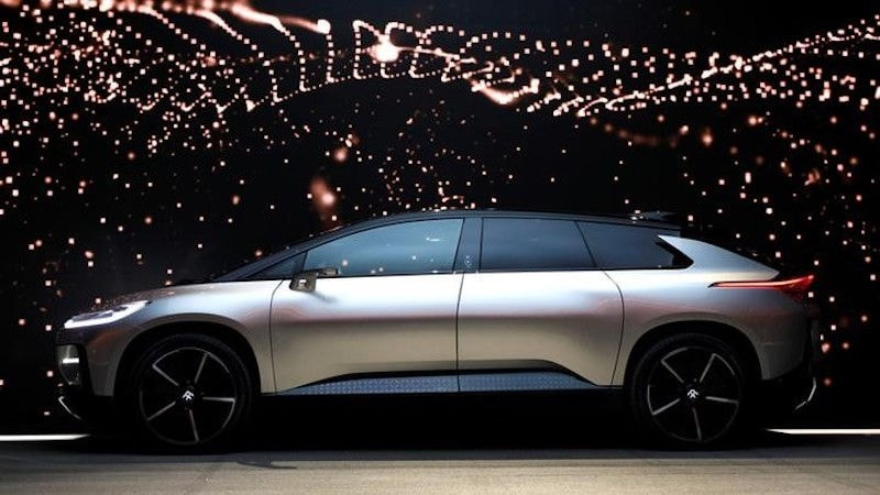 faraday future ff 91 reuters FF 91