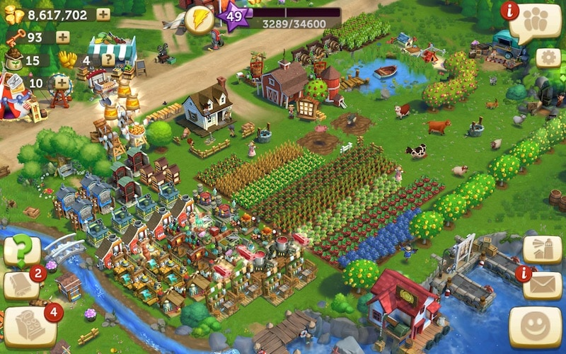 farmville google play farmville