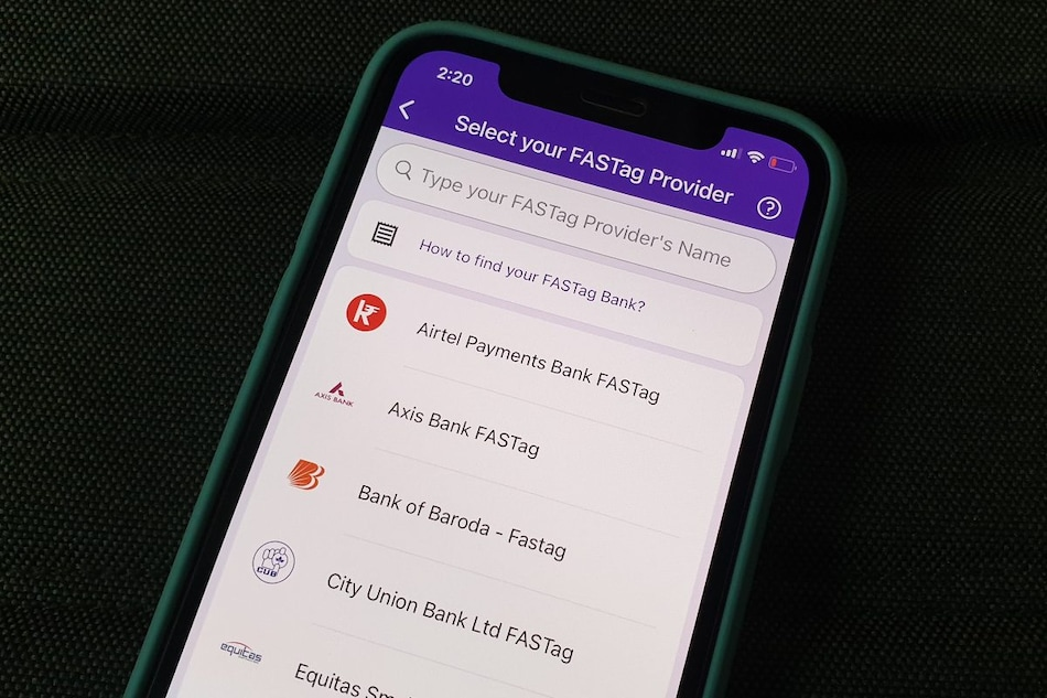 How to Recharge Your FASTag From PhonePe App