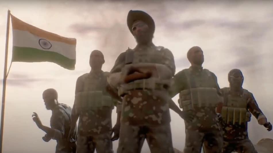 PUBG के भारतीय विकल्प FAU-G गेम का टीज़र रिलीज़, कुछ ऐसा होगा फौजी का दम