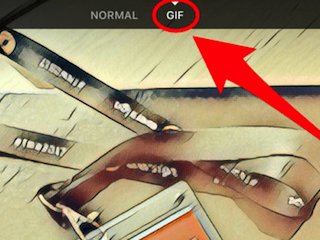 Facebook Camera Gets Its Own Animated GIF Image Creator