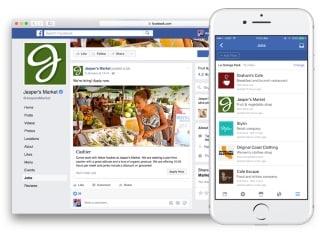 अब फेसबुक के जरिए पाएं नौकरी, आया नया फ़ीचर