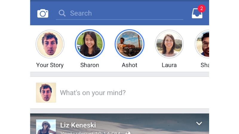 Facebook Tests Snapchat-Like Stories Feature, Updates Privacy Basics for Easier Understanding
