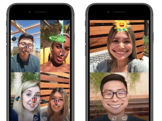 Facebook Messenger Gets AR Games Feature in Video Chats