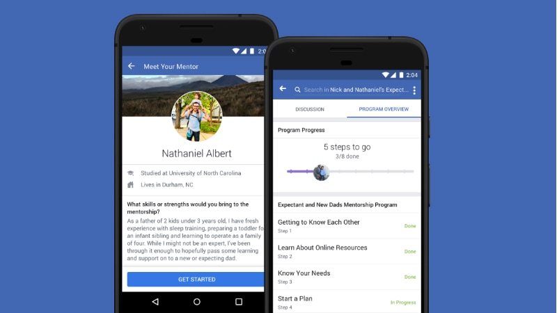Facebook Ends Friend List Feeds, Brings Mentorship Feature to Groups