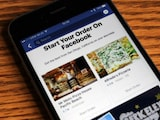 Facebook Rolls Out New 'Order Food' Feature for Mobile and Web