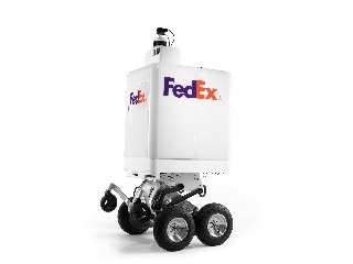 FedEx Partners With Walmart, Pizza Hut to Test Last-Mile Delivery Robot
