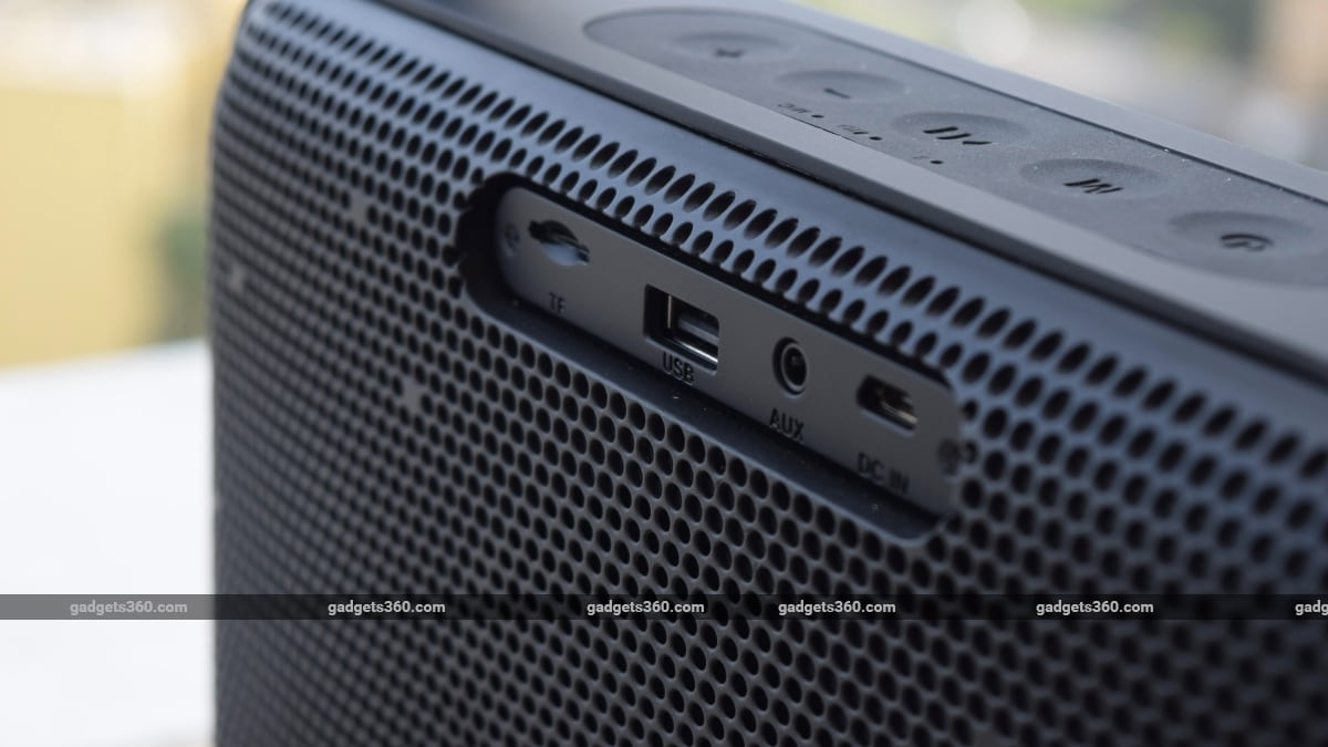 fenda w19 speaker review back Fenda W19