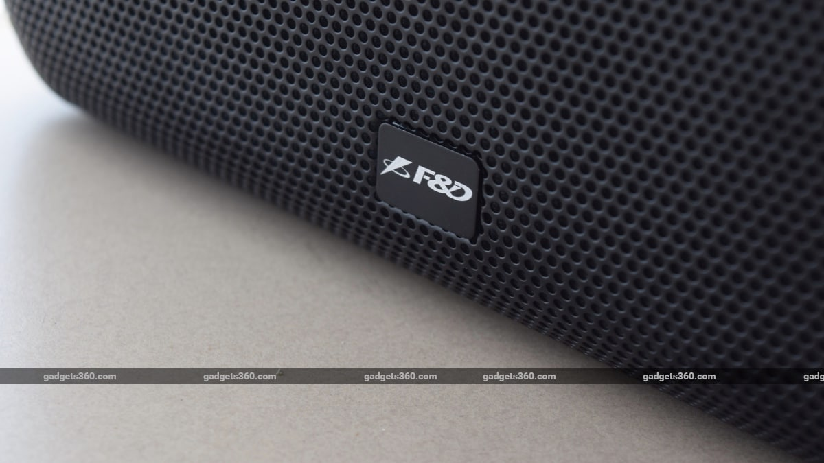 fenda w19 speaker review logo Fenda W19