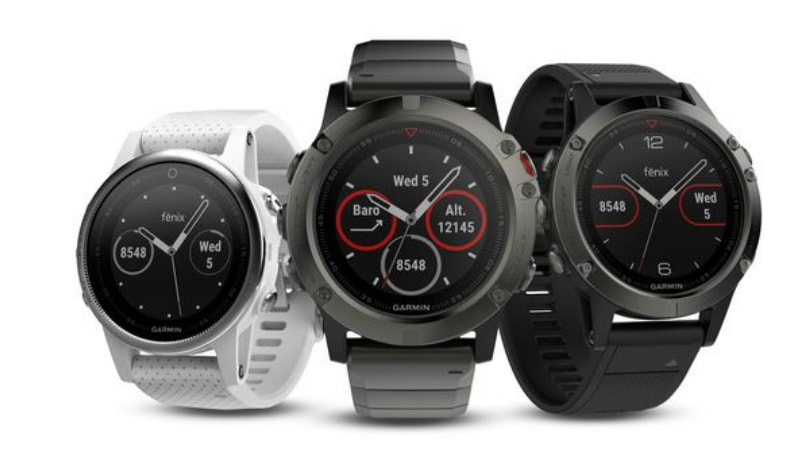 CES 2017: Garmin's New Fenix GPS-Enabled Smartwatches Are Targeted at Women