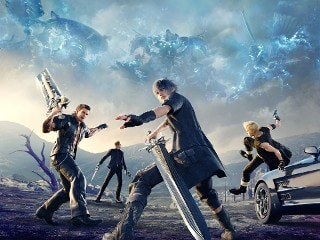 Final Fantasy XV Windows PC Version Revealed, Out 'Early 2018'