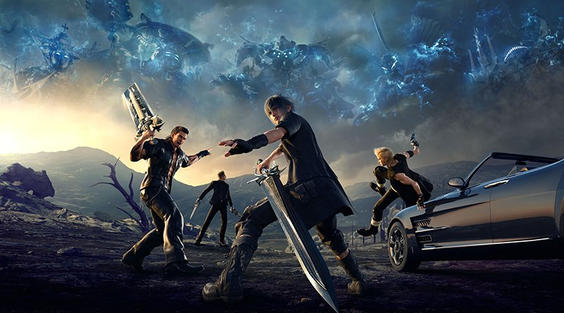 Final Fantasy XV First Impressions: Day 1 Patch, Performance, Story, Combat, and More