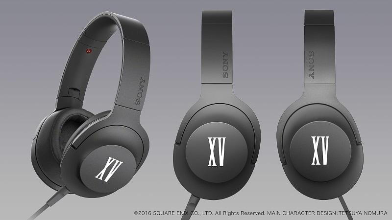 ffxv sony headphones Final Fantasy XV Sony headphones