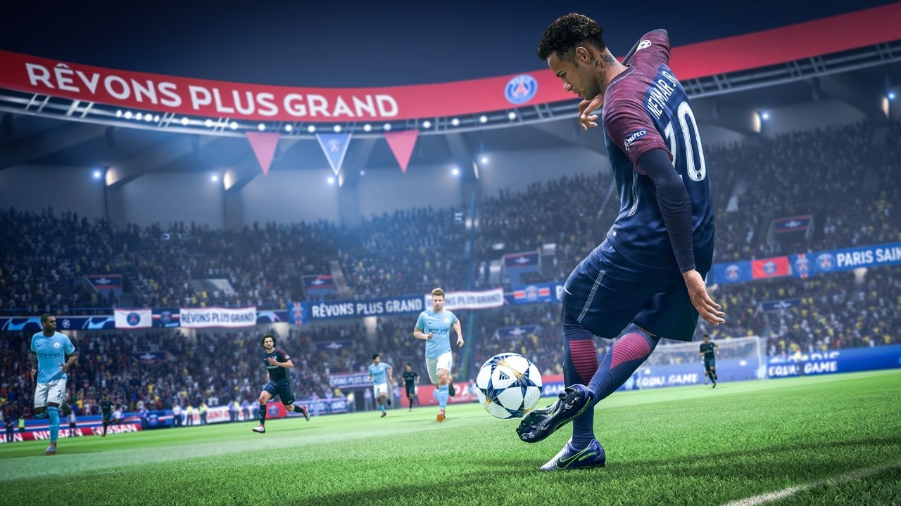 FIFA 19 Out Now on PS4, Xbox One, Nintendo Switch, and PC