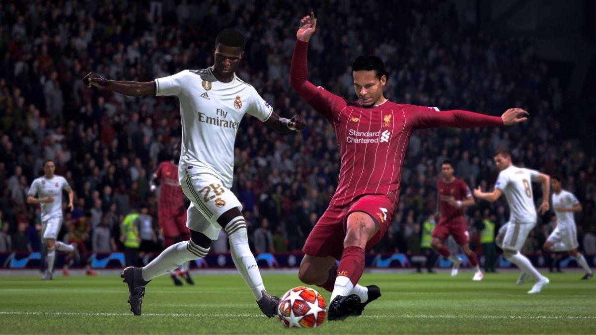 ФИФА 20 защищает ФИФА 20