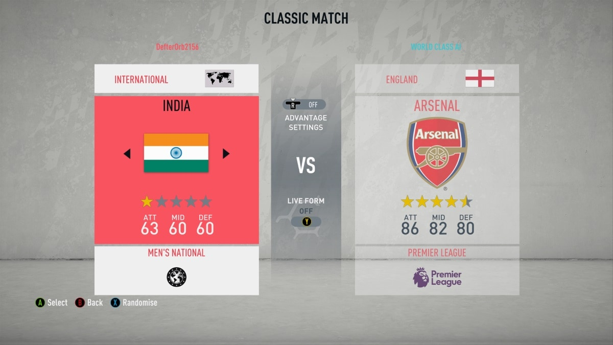 FIFA 20 India Map Does Not Feature Jammu and Kashmir Yet Again