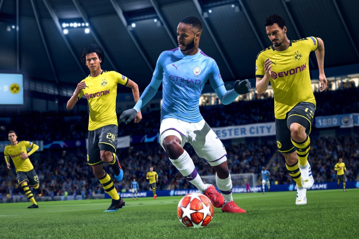 fifa 20 sterling FIFA 20