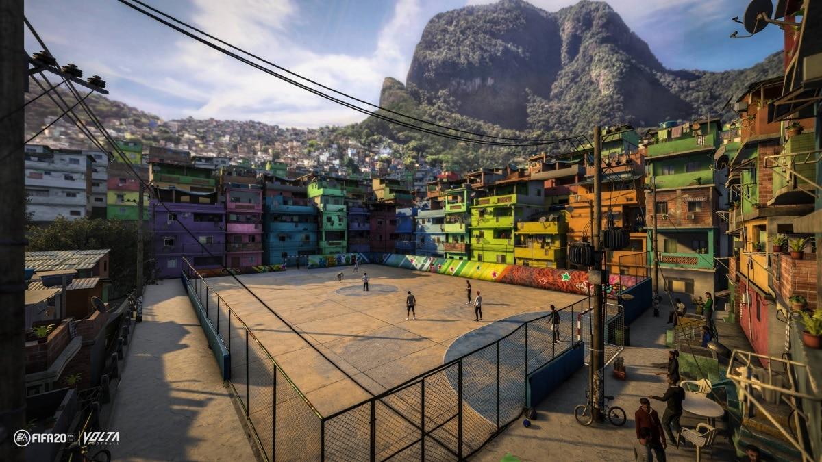fifa 20 volta rio FIFA 20