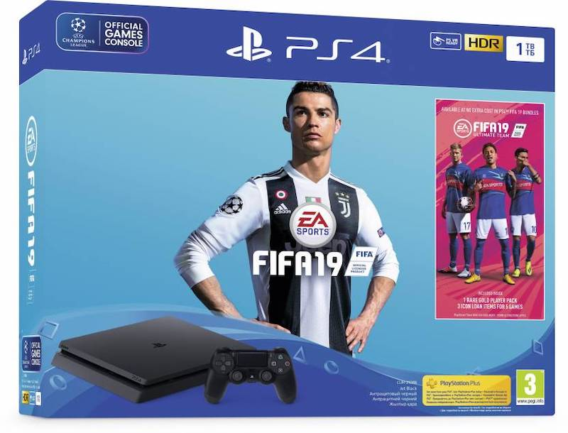 FIFA 19 PS4 Bundle Up for Pre-Order in India: Price, Release Date, and More
