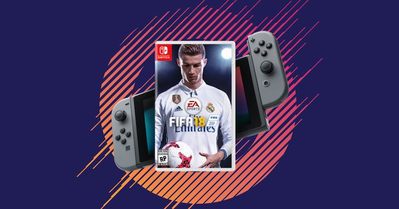FIFA 18 Nintendo Switch Has Ultimate Team But Misses The Journey Single-Player Mode
